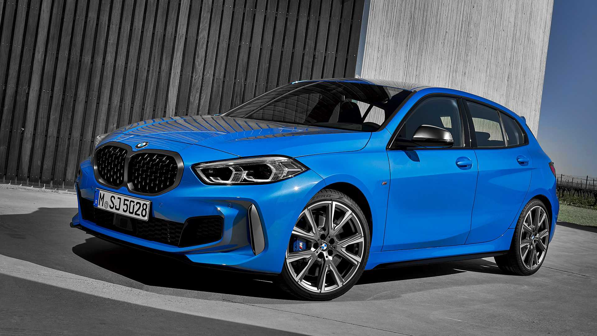 2020 BMW X2 M Specs, Price, Redesign, And Release Date >> 2020 Bmw 1 Series Officially Revealed With M135i Hot Hatch
