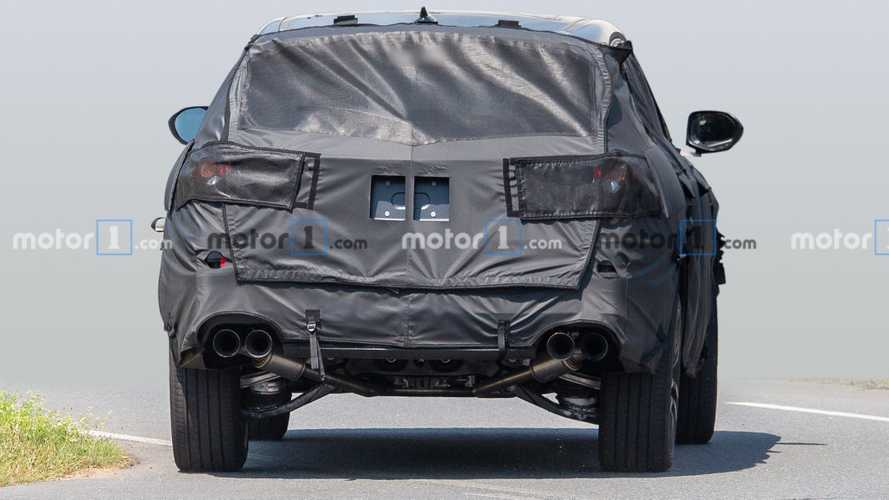 2020 Acura MDX Type-S Spy Photos