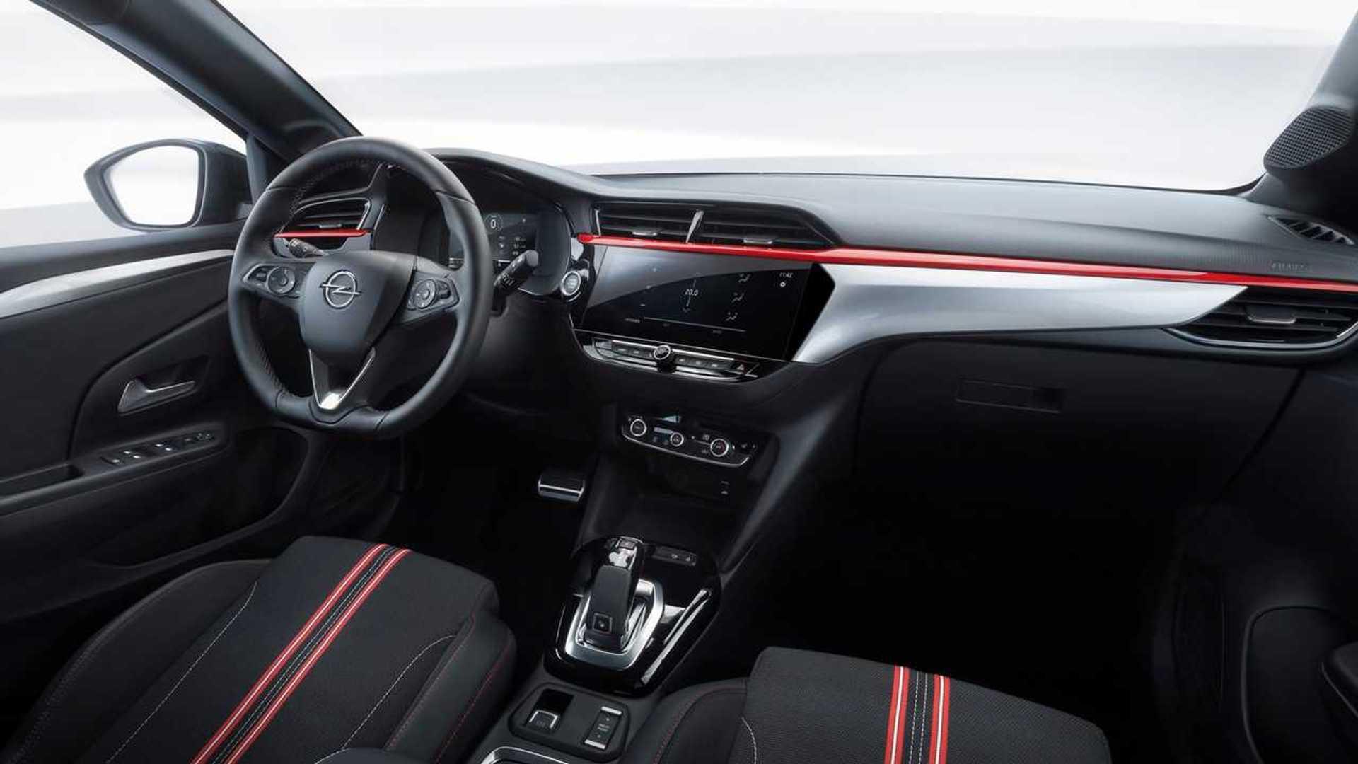 2021 Opel Corsa Prices