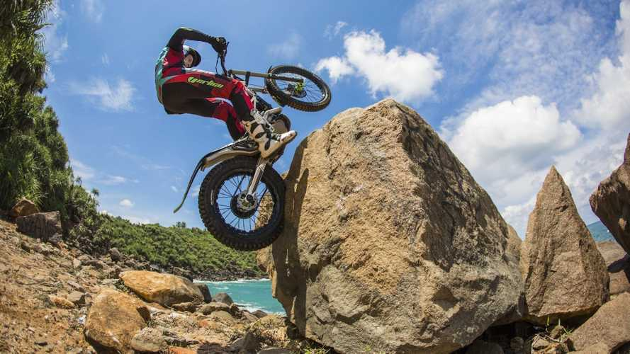 Video: Trials Bikers Defy The Laws Of Gravity