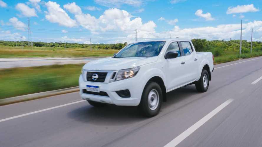 Nissan Frontier ganha multimídia como acessório na versão básica