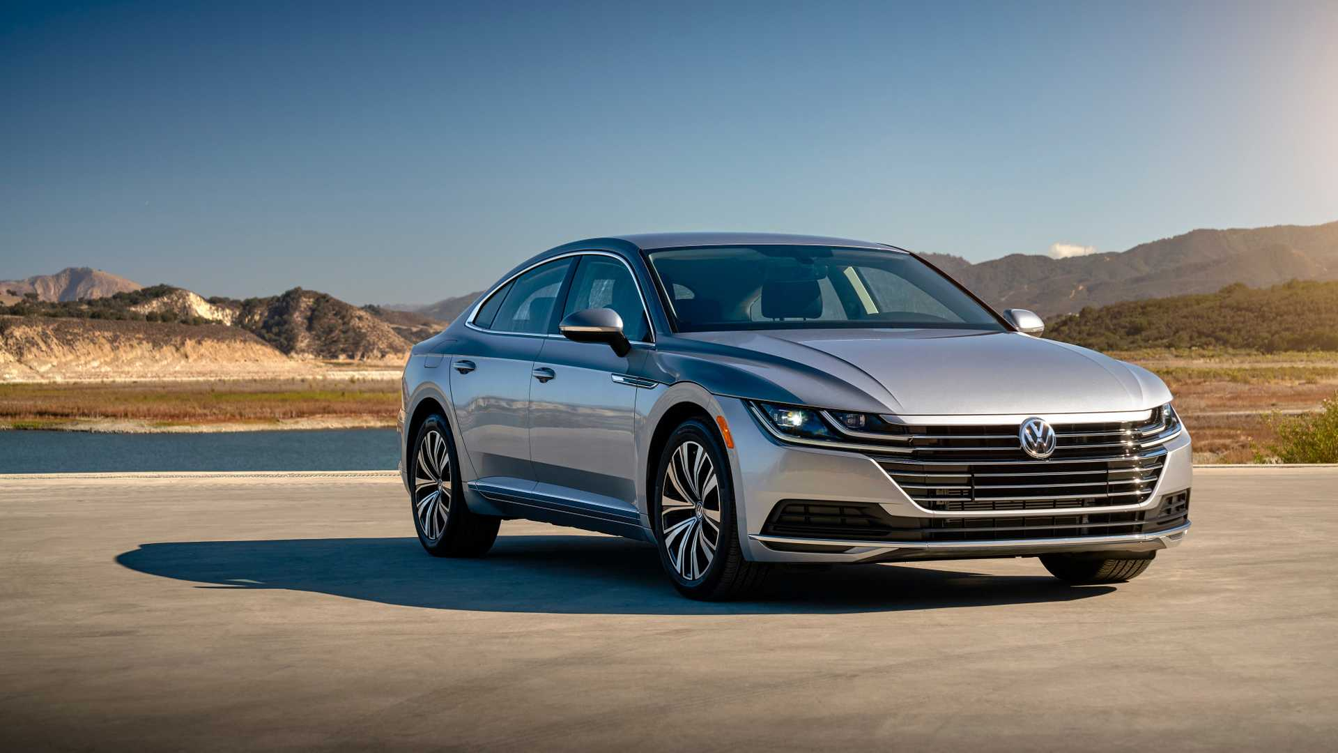 VW Arteon Usa >> 2019 Volkswagen Arteon 4motion First Drive Arty In The U S A