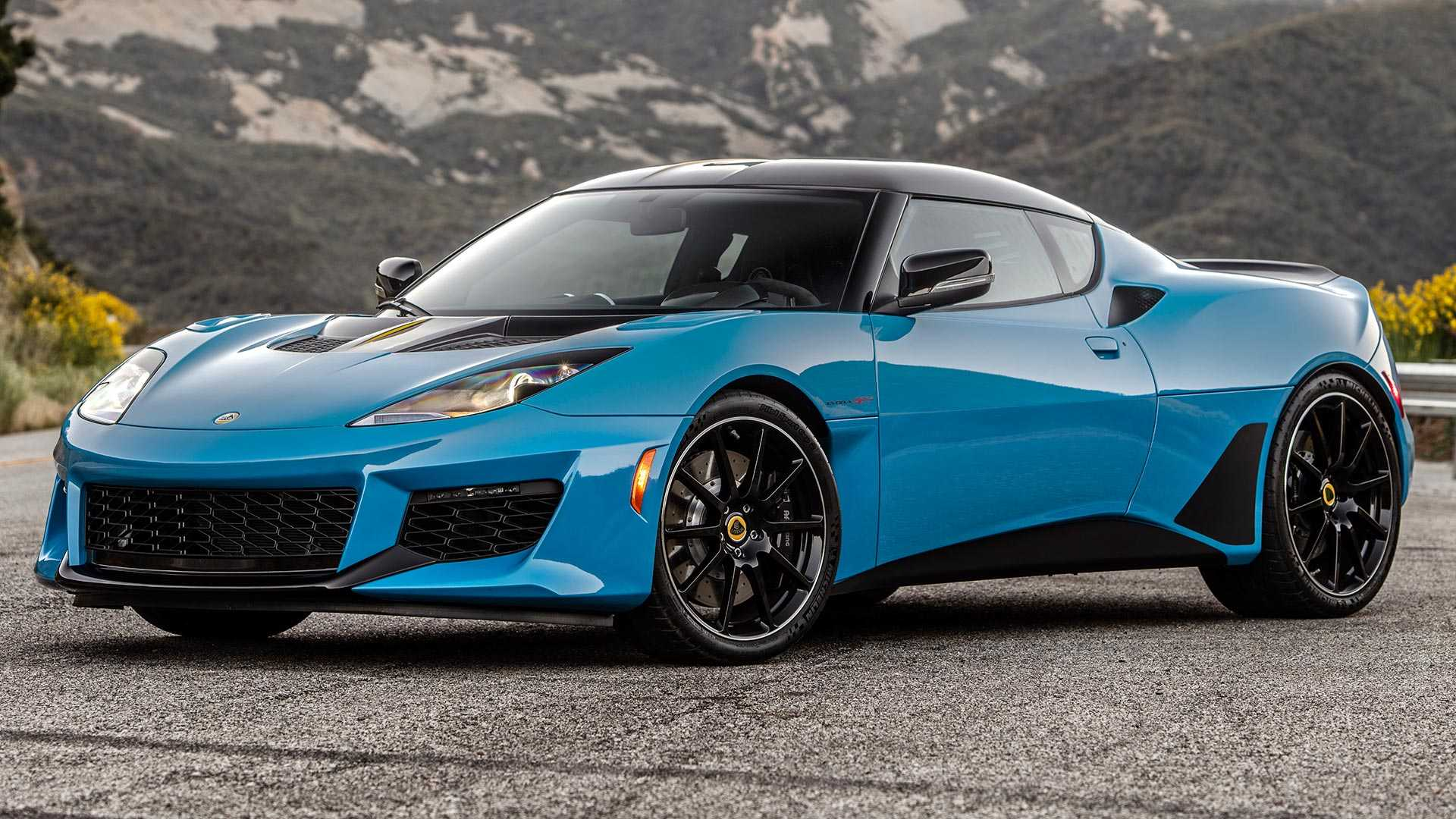 2020 Lotus Evora New Concept