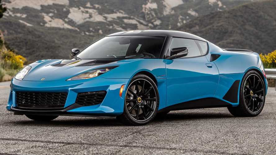 2020 Lotus Evora GT With 416 HP Arrives In United States