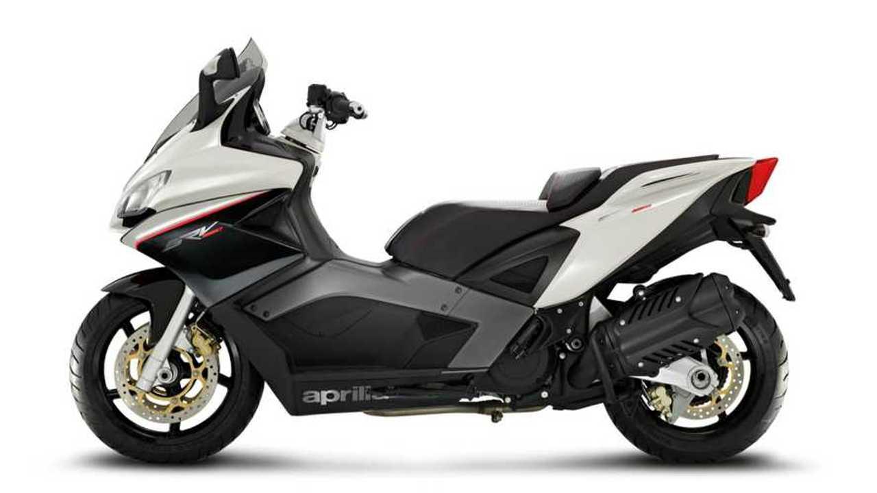 2012 Aprilia SRV 850