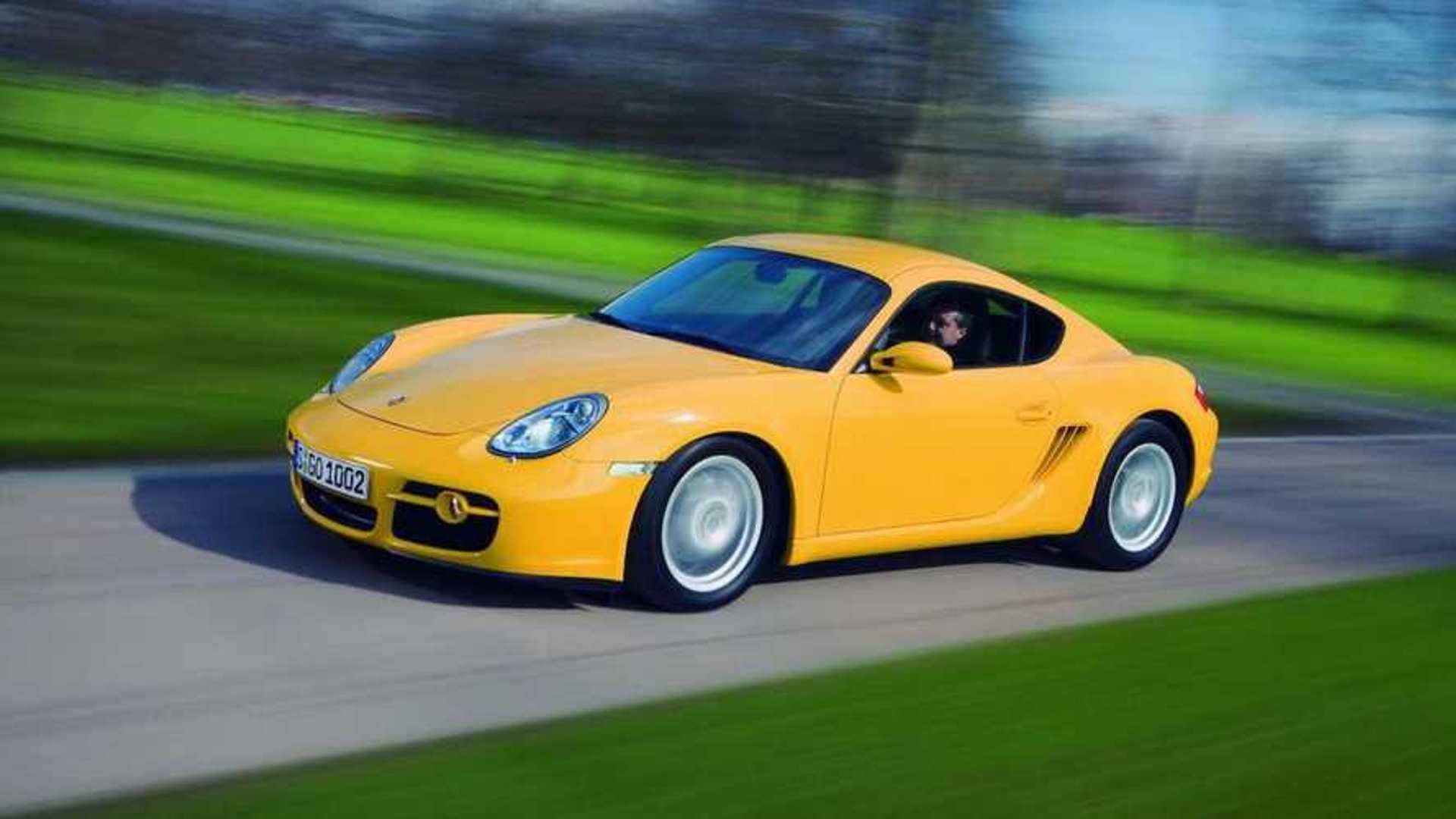 Porsche Cayman 987 Buying Guide Motorious