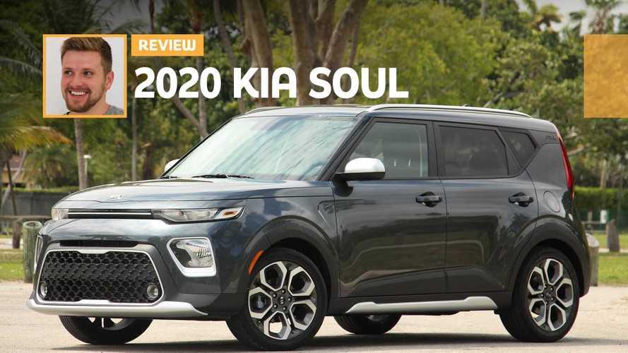 2020 Kia Soul X-Line Review: Thinking Outside The Box