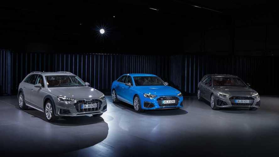 2020 Audi A4 Model Line