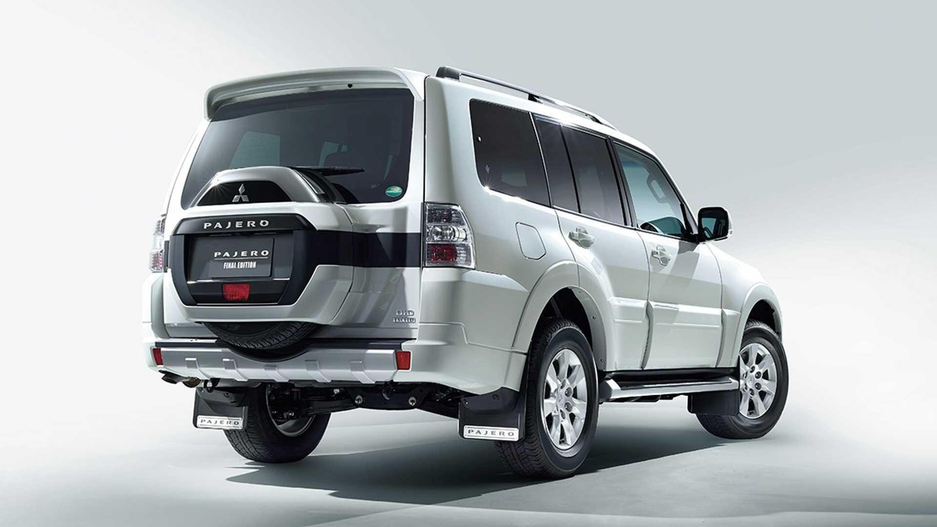 Mitsubishi Pajero Performance