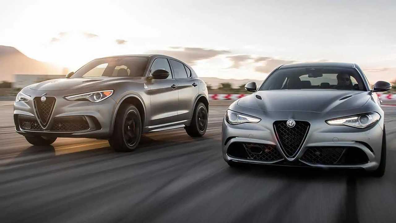Alfa Romeo Giulia e Stelvio Quadrifoglio NRING Edition (USA)