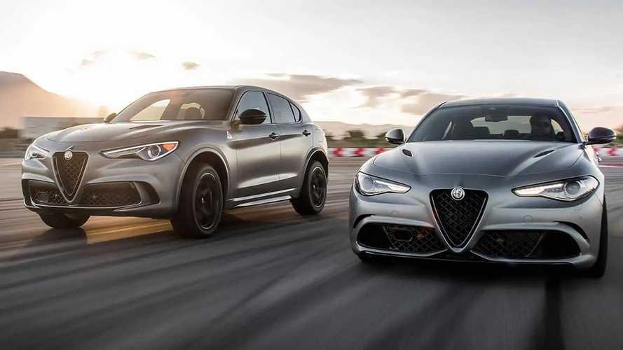 Alfa Romeo Giulia e Stelvio NRING sbarcano in America