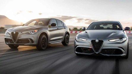Alfa Romeo Giulia, Stelvio Nring Editions Debut With Speedy Style