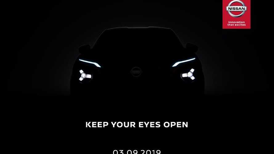 Nissan Juke 2020 Teaser