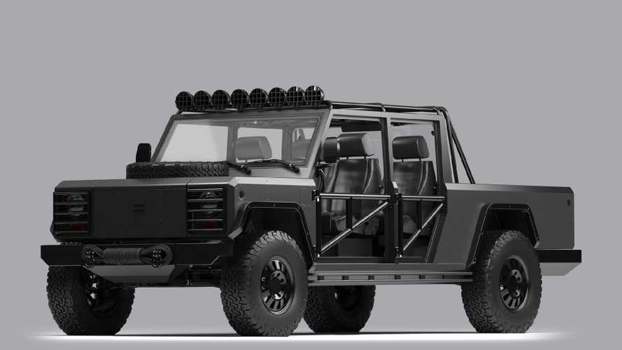 Bollinger B1, B2 Trucks Get Impressive Outfits In Factory Renderings