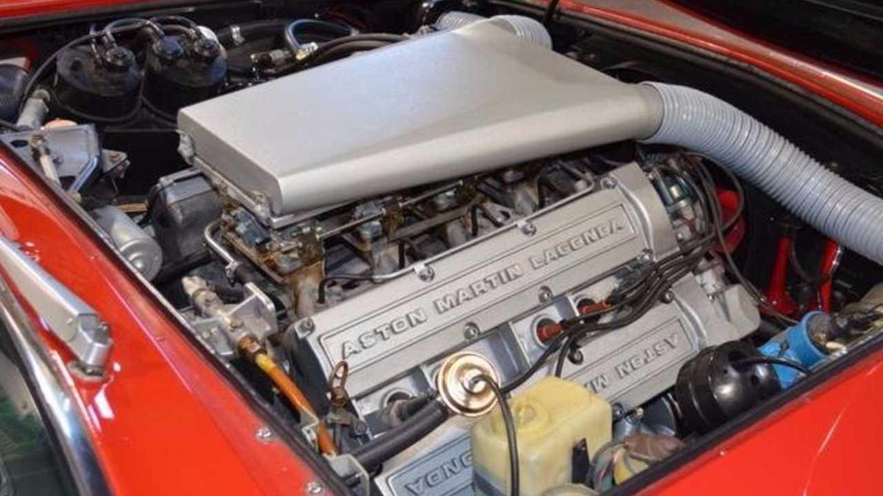 1978 Aston Martin V8 Vantage