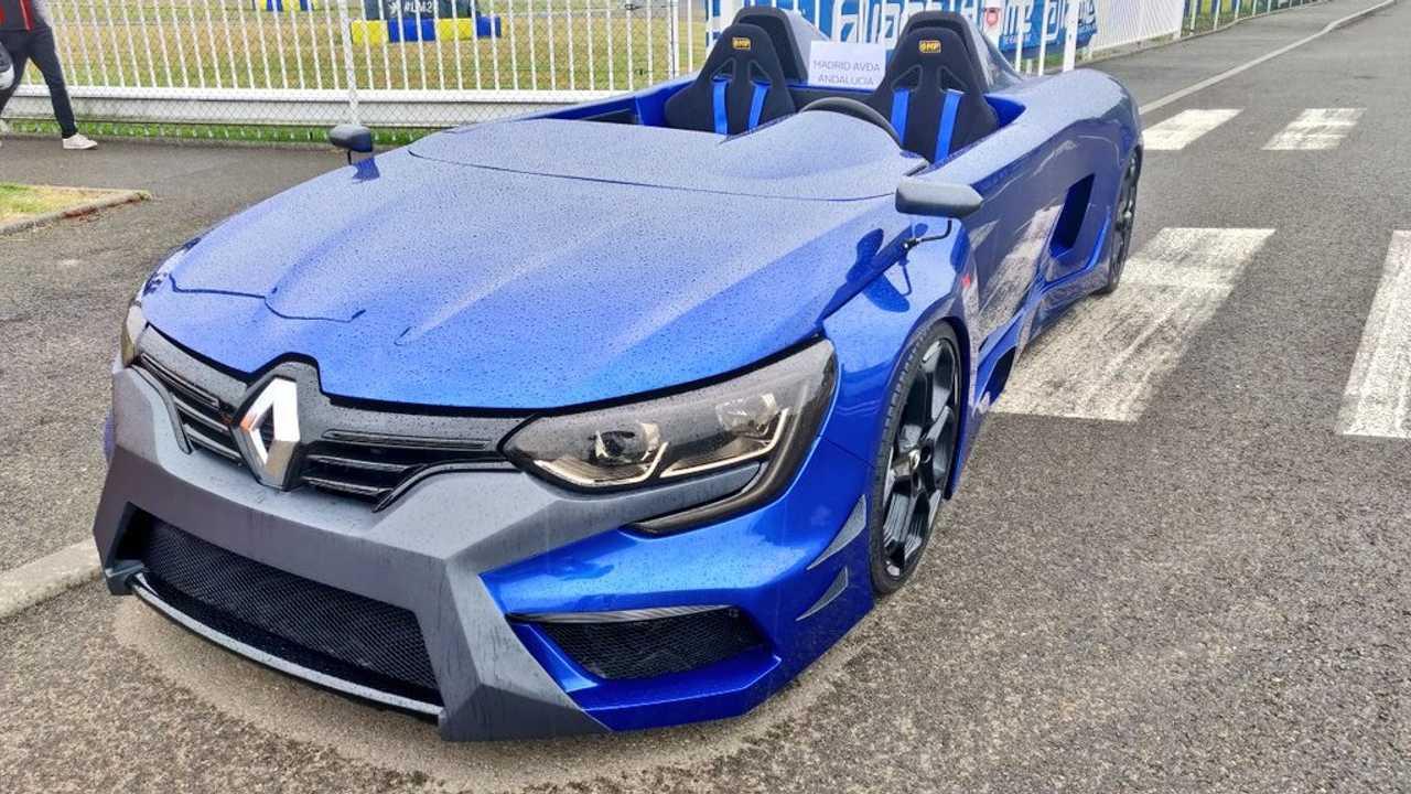Renault Modus Operandi