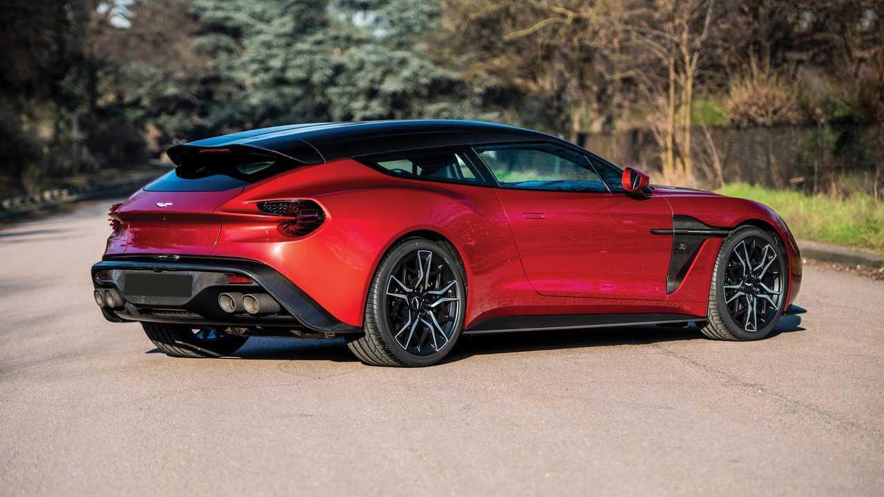 Vende Su Aston Martin Zagato Por 500 000 Euros Y Pierde Dinero