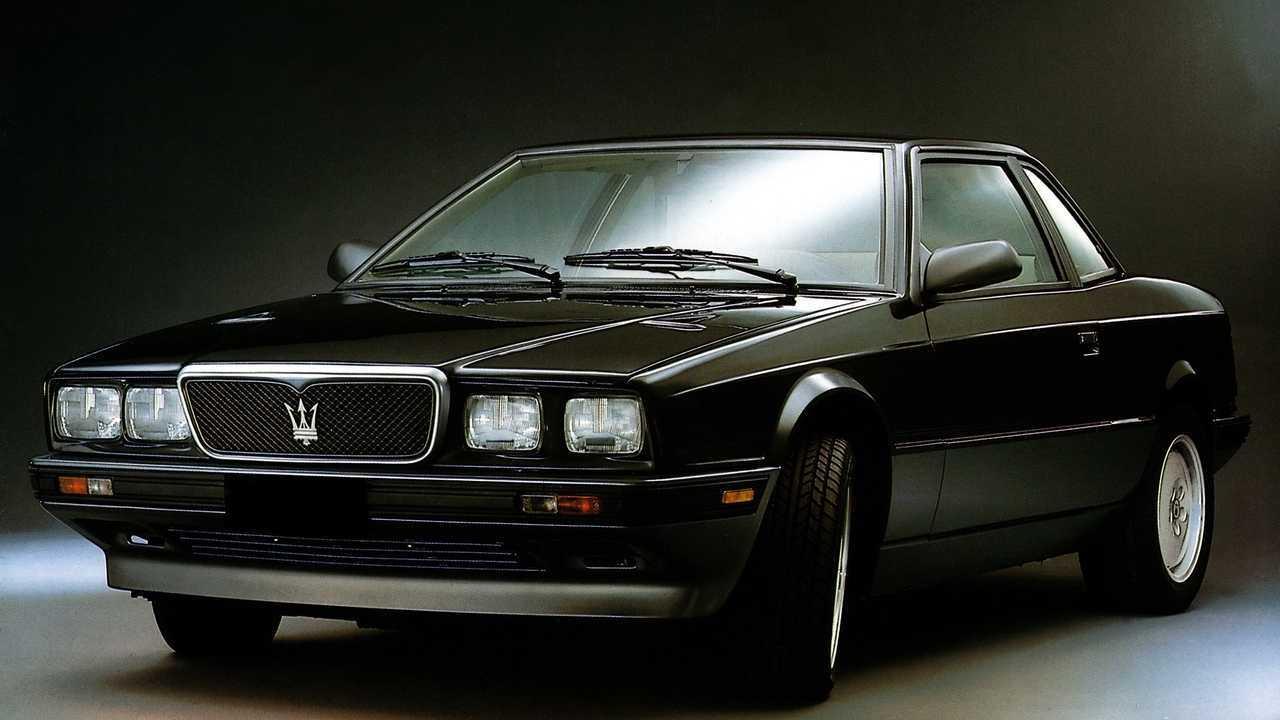 Maserati Karif