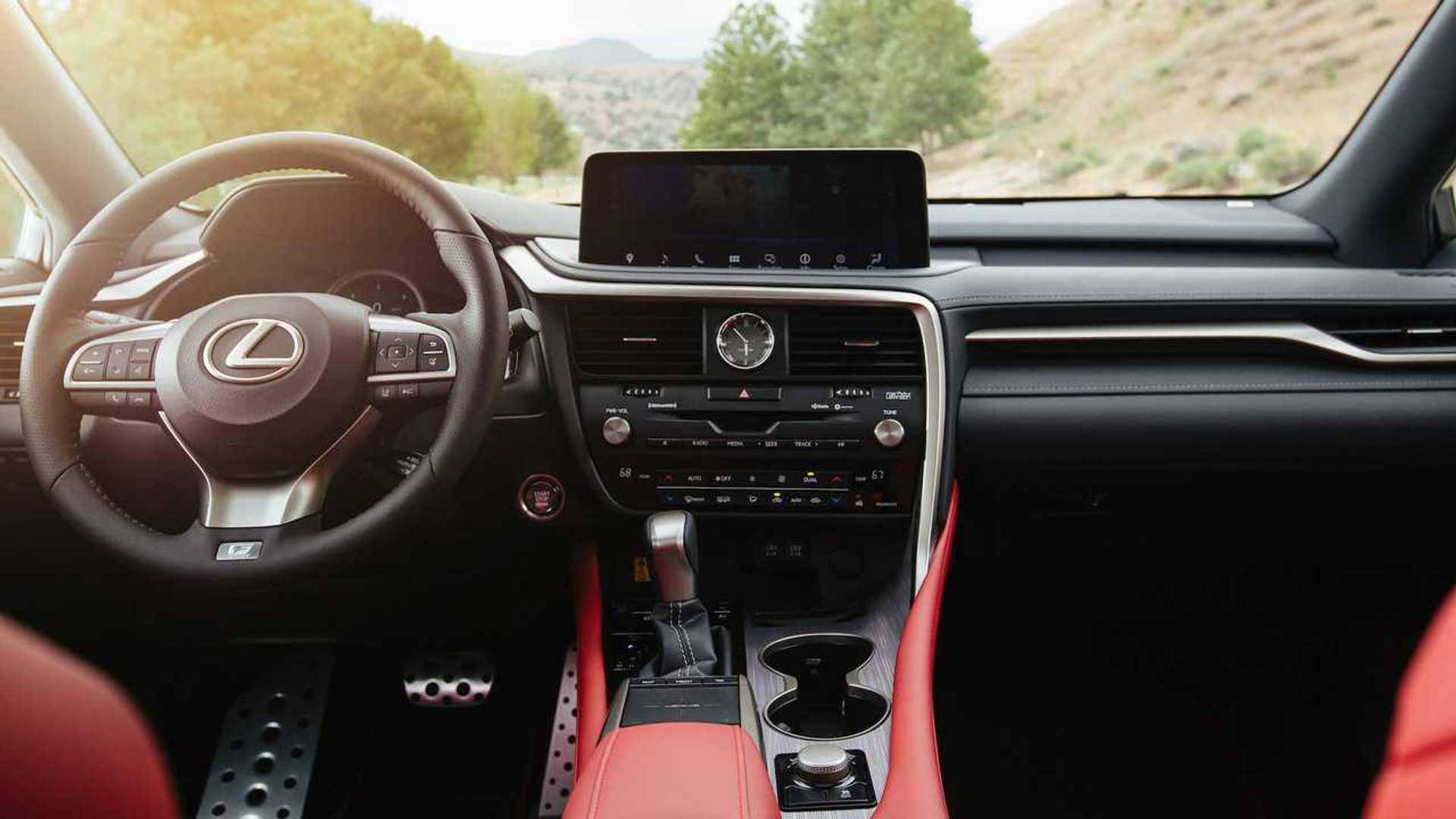 Lexus RX Restyling (2020) 13