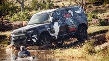 Neuer Land Rover Defender (2020) wird in Kenia erprobt