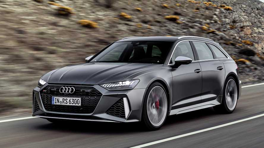Audi Sport To Electrify Every Future RS Model