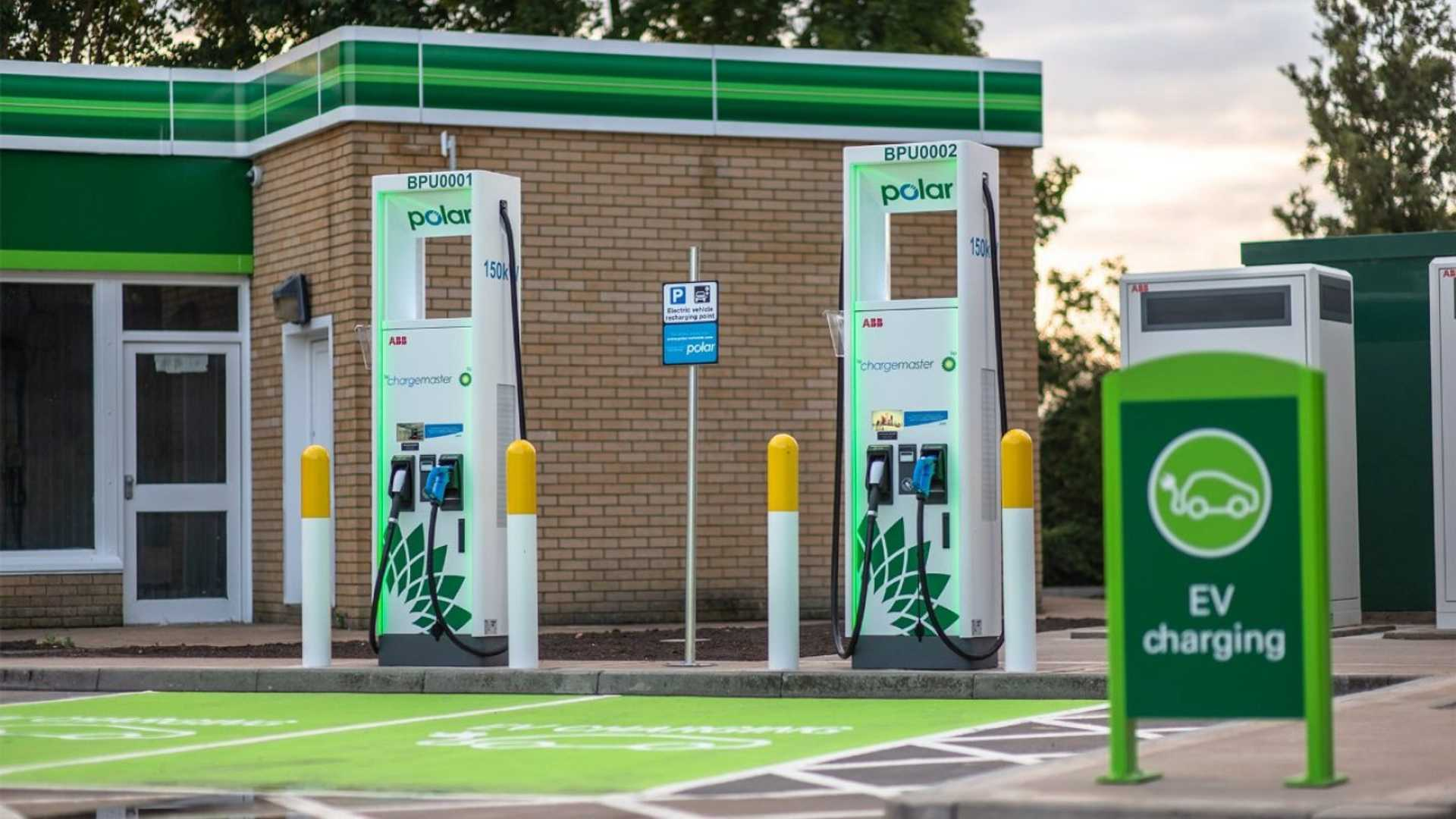 EV Charging Infrastructure Is About To Become The Next Gold Rush