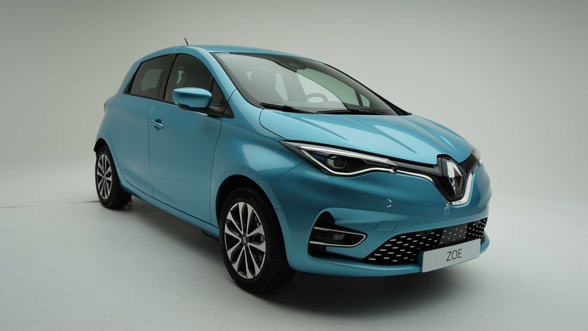 2020 Renault Zoe Unveiled With Bigger Battery More Tech
