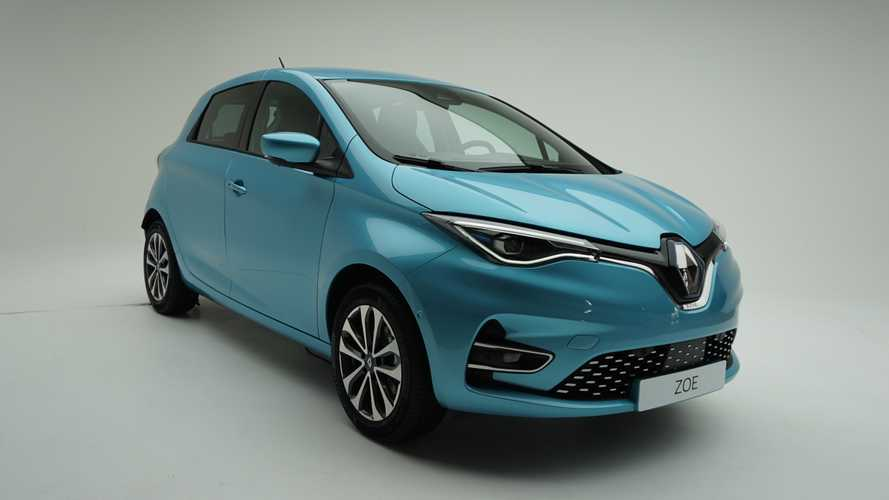 2020 Renault Zoe Unveiled With Bigger Battery, More Tech