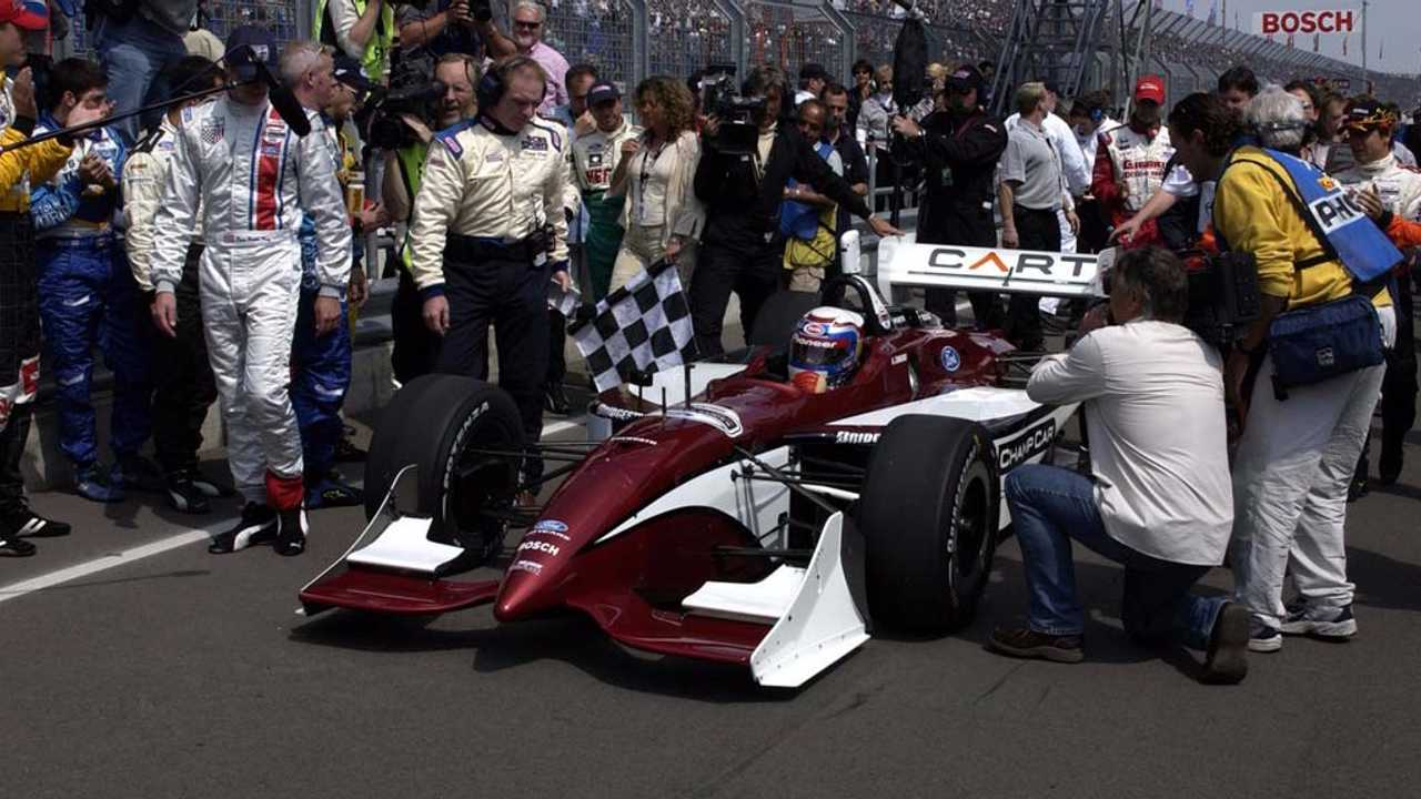 Il ritorno di Alessandro Zanardi al Lausitzring