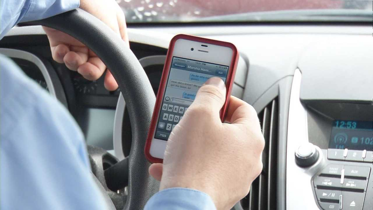 7) Distracted Driving