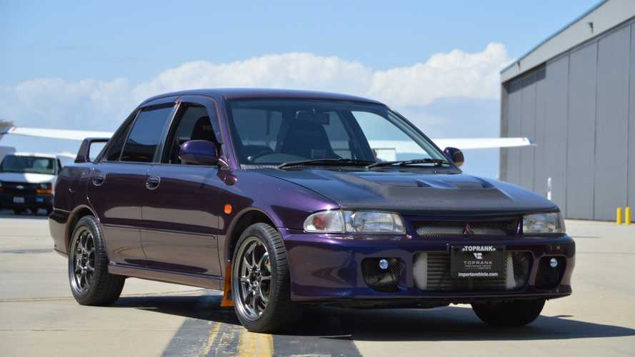 Color-Shifting Evo I Can Be Yours For Under $20K
