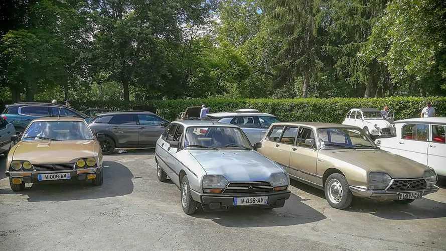 100 Jahre Citroën