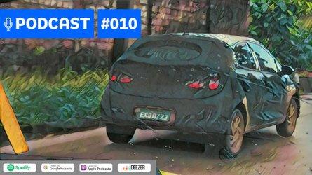 Motor1.com Podcast #010: O que sabemos sobre o novo Hyundai HB20