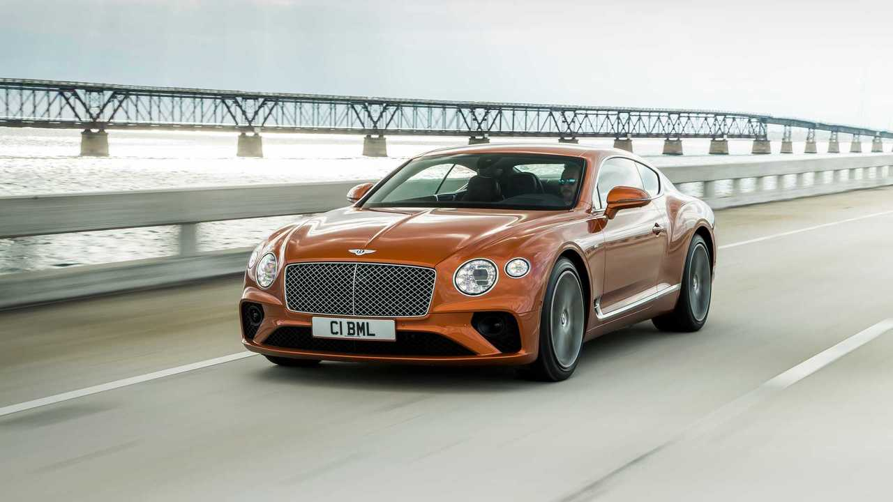 Bentley Continental GT - 6 matriculaciones