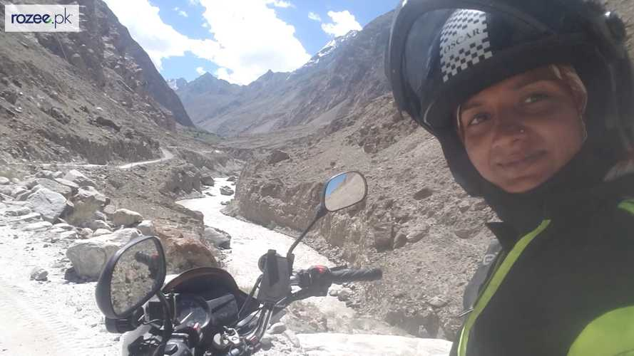 Solo Moto Tourer Shows The World Pakistan's Natural Beauty