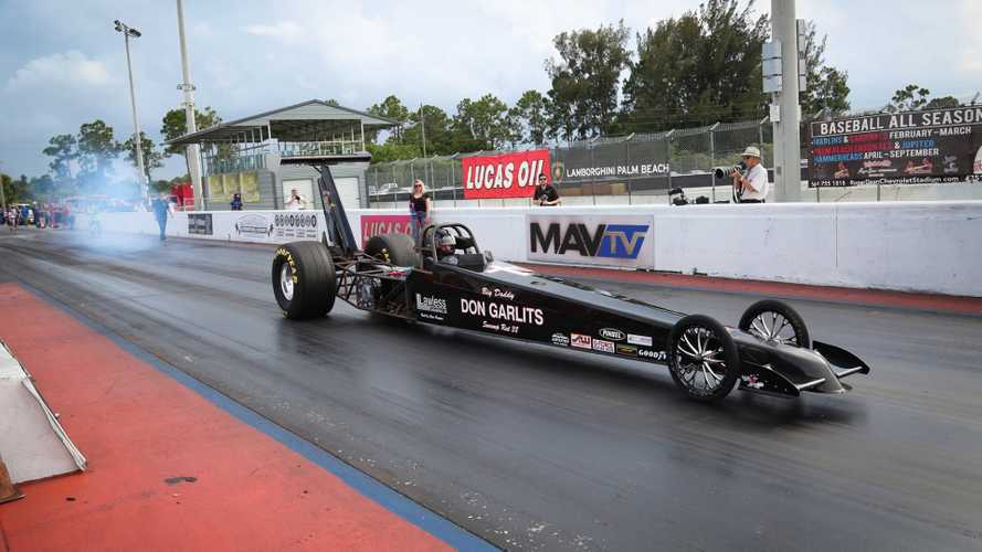"At 87, Don ""Big Daddy"" Garlits Breaks EV Dragster Record: Video"