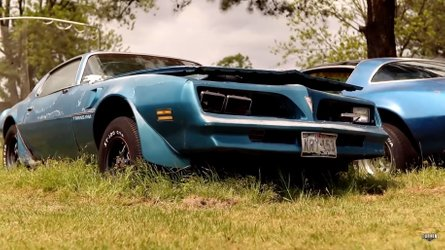 Video 1978 pontiac trans am driven from grave
