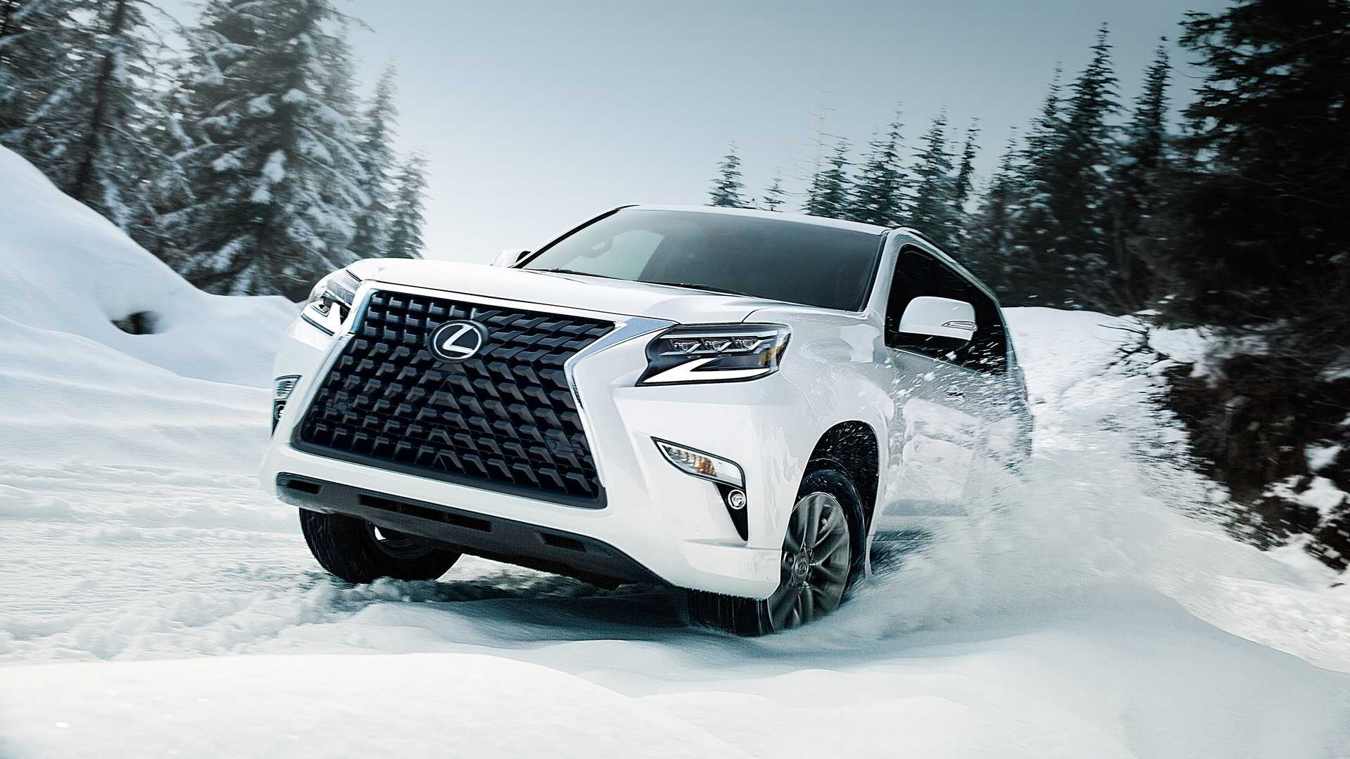 2020 Lexus GX Revealed With Updated Styling, Off-Road Package