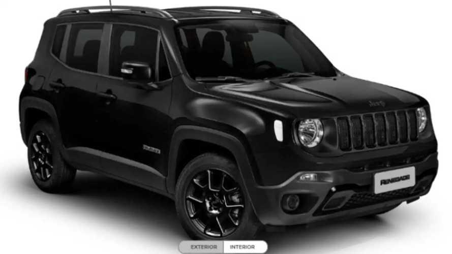 Jeep Renegade Night Eagle 2019