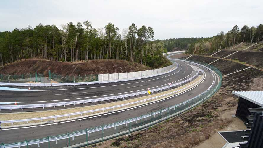 Toyota Has Opened Its Own Nürburgring Nordschleife Track