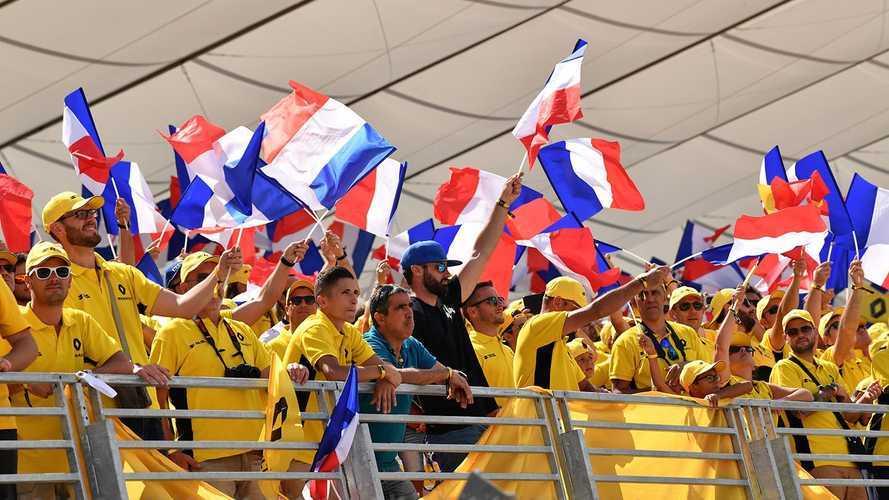 Les pilotes français au GP de France