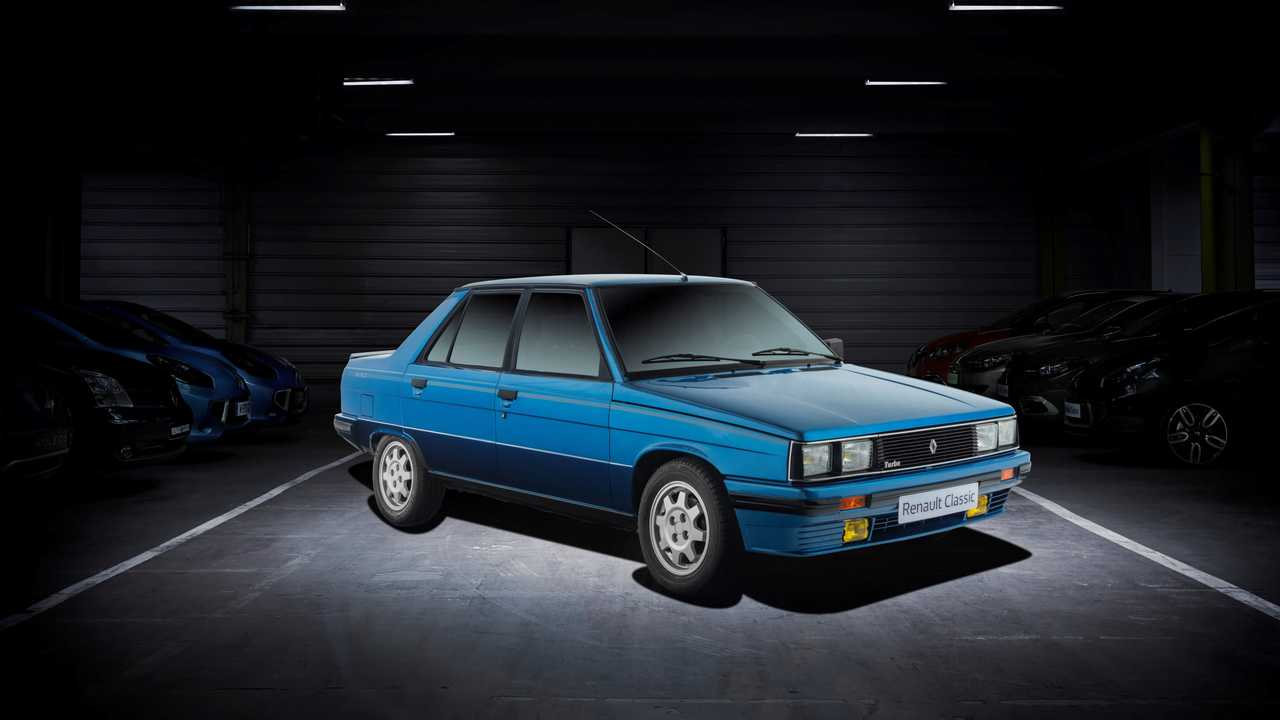 Renault 9 Turbo - 1985 г