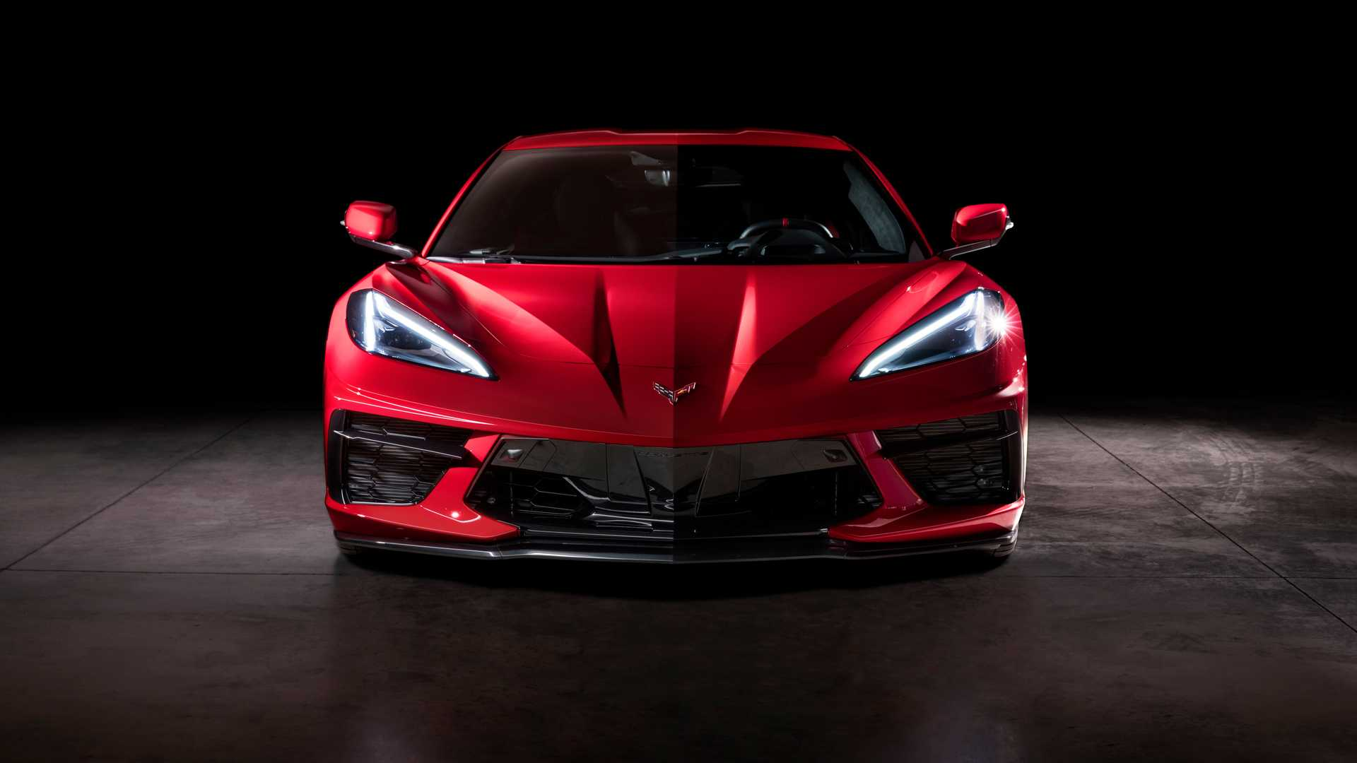 Magnificent 2020 Corvette C8 Side Mirrors Are Not The Same Size Ibusinesslaw Wood Chair Design Ideas Ibusinesslaworg