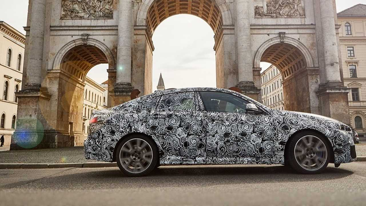 2020 BMW 2 Series Gran Coupe teaser image
