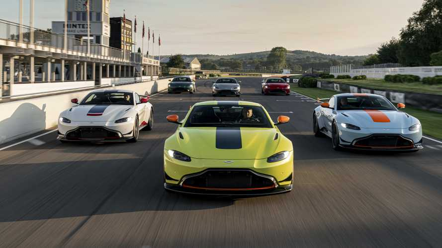 Aston Martin Vantage Heritage Racing Edition Celebrates Brand's Past