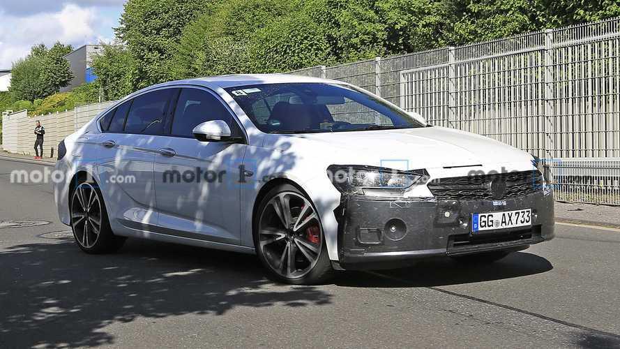 2020 Opel Insignia Liftback, Sports Tourer Spied Shedding Some Camo