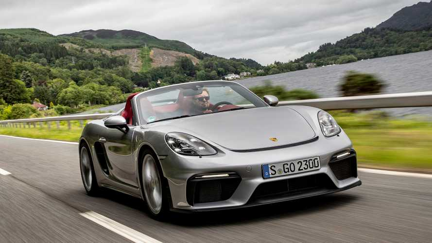 718 Spyder Is No Baby Porsche, See It Hit 190 MPH On The Autobahn