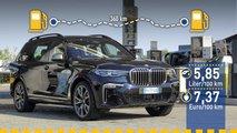 Tatsächlicher Verbrauch: BMW X7 M50d im Test