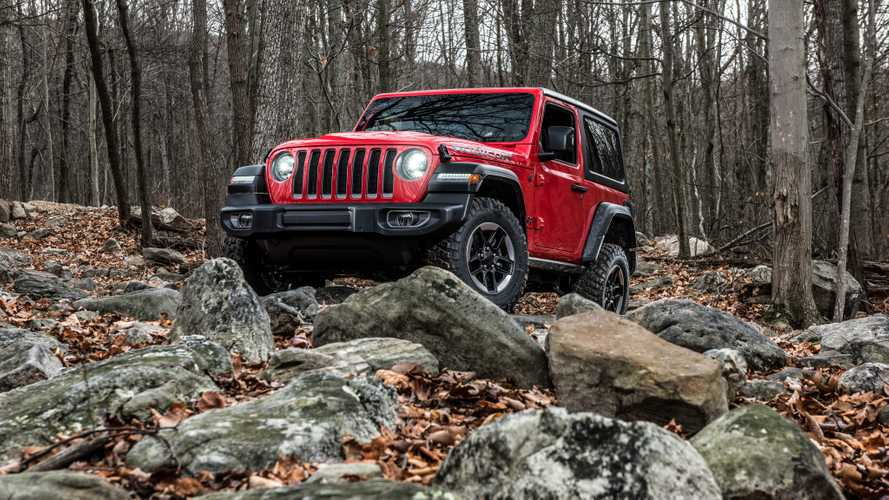 Jeep Wrangler e Wrangler Unlimited