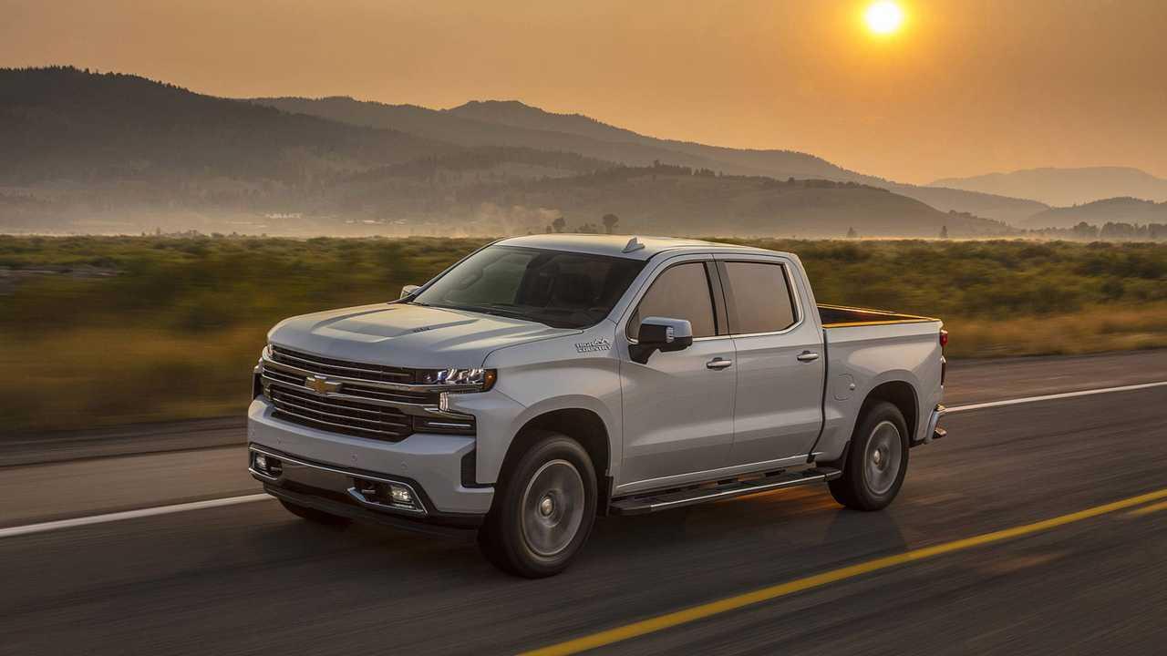 1. Chevrolet Silverado 1500: 6.6%